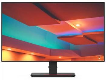 """LENOVO THINKVISION P27H/ 27.0"""" QHD IPS 16:9/ DP/ HDMI/ USB HUB/ USB-C POWER DELIVERY/ 3YR WARRANTY"""